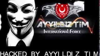 Anonymus Oyun Portalı Hackledi Ayyıldız Tim Anonymusun Payını Verdi !