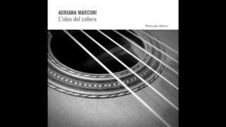 Adriana Marconi: Quattro pezzi per Chitarra - Aria