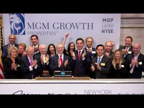 MGM Growth Properties #LookBack16