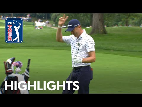 Justin Thomas's highlights | Round 3 | BMW Championship 2019