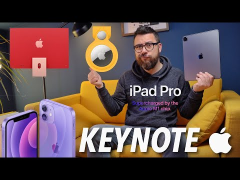 Nuovi iMac colorati, Nuovo iPad Pro con  …