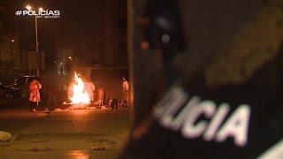 """Un policía: """"Aquí están asalvajados"""" - Policías en Acción"""