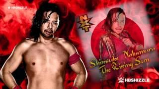 "Shinsuke Nakamura 1st WWE Theme Song - ""The Rising Sun"" + Download Link"