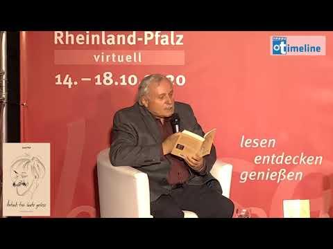 Josef Peil - Lesung bei der Buchmesse