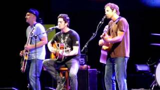 "Jack Johnson and G. Love ""Rodeo Clowns"" Live 10/09/10"