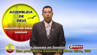 Igreja Assembléia de Deus Ministério do Ipiranga realizará 2º Congresso Nacional de Missões