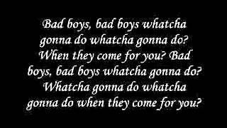 Bob Marley - Bad Boys Lyrics