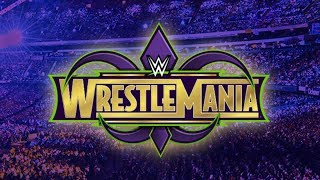 Wrestlemania 34 (Pic's) | The Best of Both Worlds (WWE)