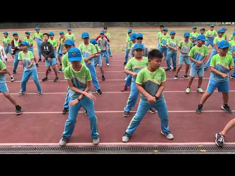 109運動會一一四的練習12.03 - YouTube