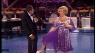 1975 MDA Telethon - Totie Fields and Jerry Lewis