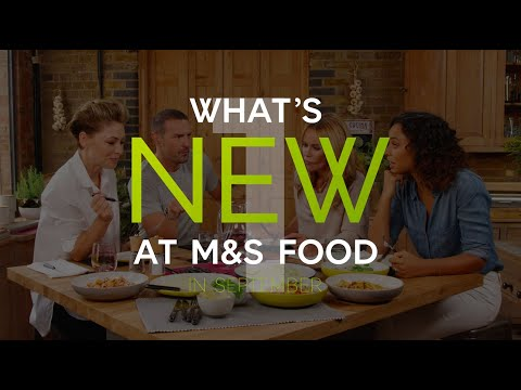 M&S   Episode 1: What's New at M&S FOOD in September