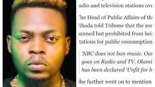 Olamide's - Science Student gets banned by Nigerian Broadcasters