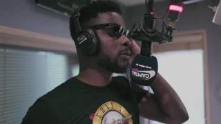 Watch Maleek Berry Perform 'Kontrol' live on Capital XTRA