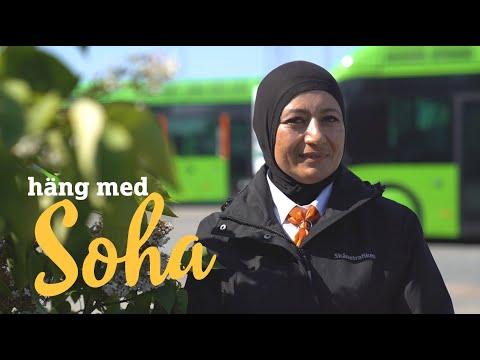 Skånetrafiken - Häng med Soha