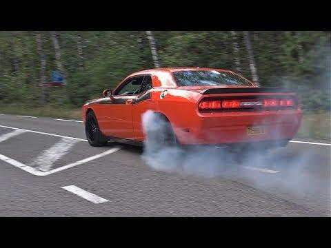 Sportcars & Supercars Accelerating! Dodge SRT8, Huracan, Aventador SV, Straight Pipes Murcielago!