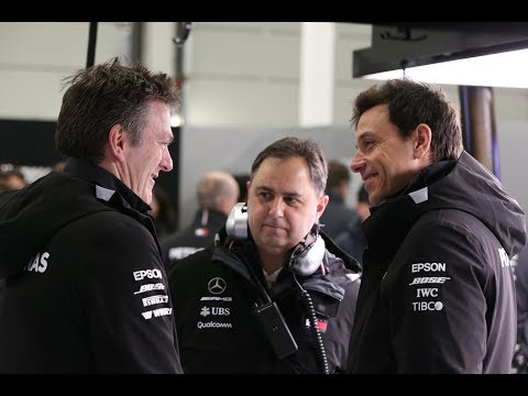 Toto Wolff Answers YOUR Questions on F1 2018