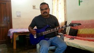 Lagi Aaj Sawan Ki (Chandini-1989) Guitar Cover / Guitar Tabs /Guitar Instrumental-Learn To Play