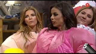 Filomena, Sílvia Alberto e Sónia Araújo dançam vários estilos - 5 Para a Meia-Noite