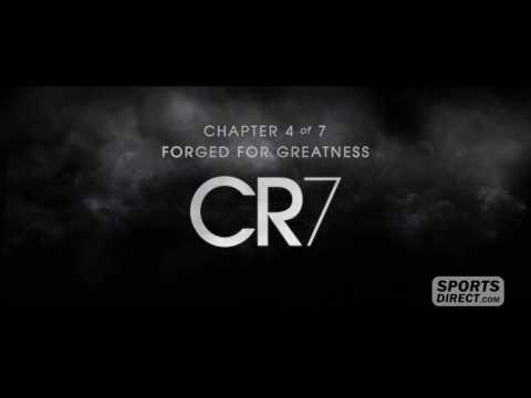 sportsdirect.com & Sports Direct Voucher Code video: Nike Mercurial CR7 Chapter 4