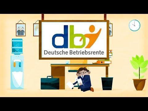 ErklärVideo Deutsche Betriebsrente