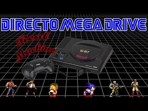 Directo Mega Drive con Juegos Originales