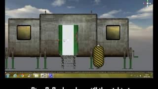 """[Unity 3D]  """"Openable Door""""   Tutorial [UPDATED SCRIPT]"""
