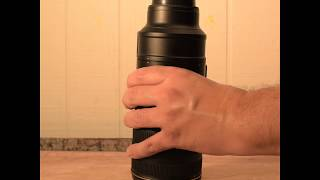 Lens Smash by PES (4K)