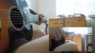 The Beatles - And I Love Her (guitar cover) *1080p HD*