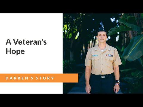 A Veteran's Hope: Darren McKinley's Story