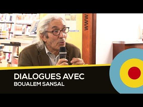 Vidéo de Boualem Sansal
