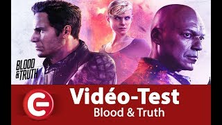 Vidéo-Test : [Vidéo Test] Blood & Truth - PS VR / PS4
