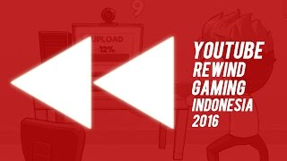 Youtube Rewind Gaming Indonesia 2016