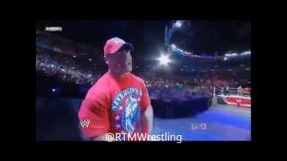 John Cena's new WWE music?