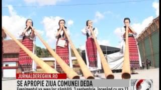 SE APROPIE ZIUA COMUNEI DEDA (2016 09 01)