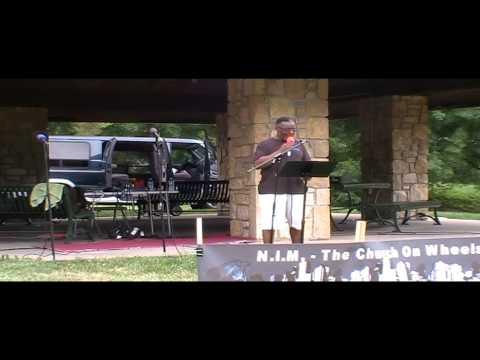 Download Lagu Montgall Park Church Service With NIM, The Church On Wheels