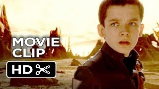 Ender's Game Movie CLIP - You'll Be Remembered As A Hero (2013) - Sci-Fi Movie HD