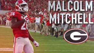 Malcolm Mitchell || Official Georgia Highlights