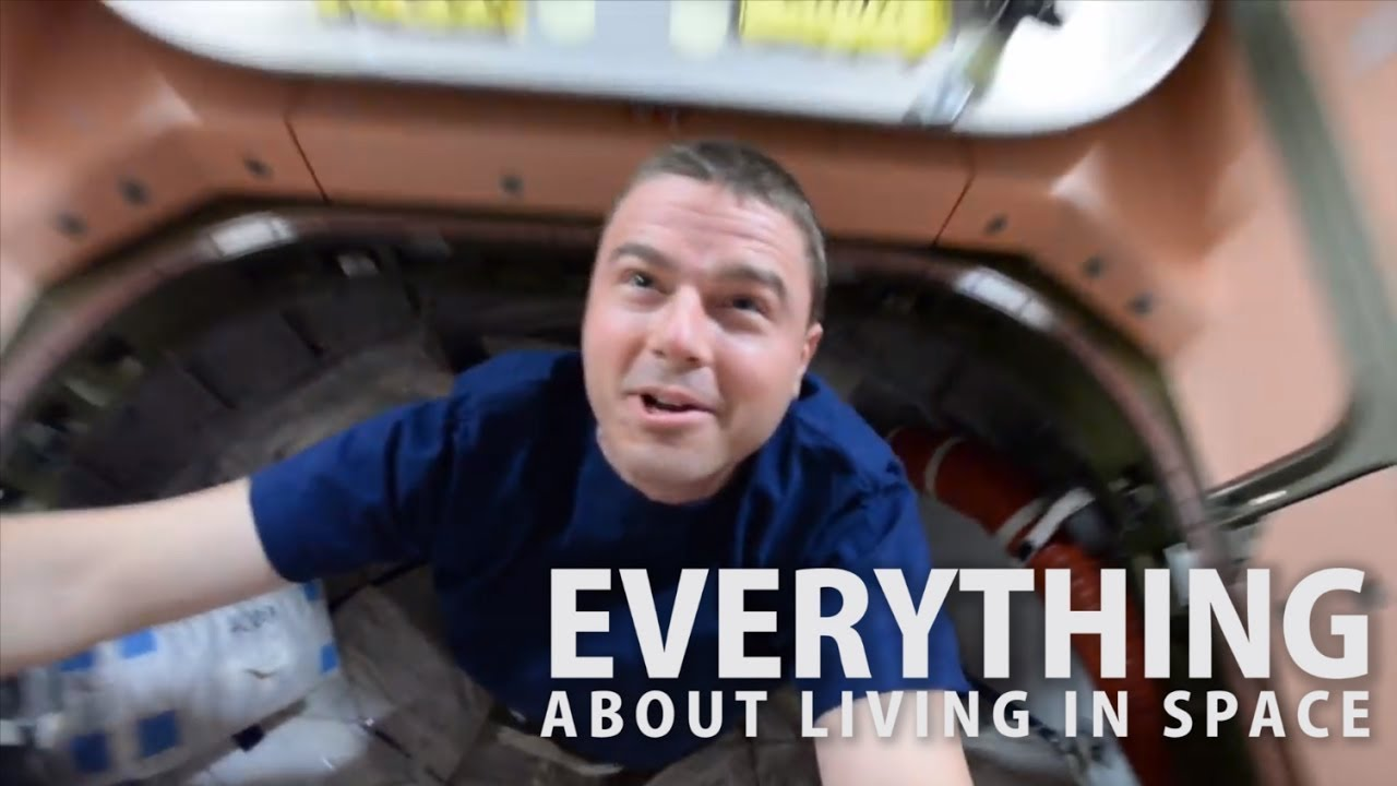 NASA Astronaut : Everything About Living in Space