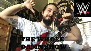 "Rob Van Dam ""One Of A Kind"" WWE theme guitar cover"