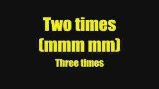 Anne Lee - Two Times Lyrics