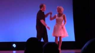 Dirty Dancing Finale Dance-Time of my Life-DWTS 2014, Sonya Philippona & Dr. Thomas Robinson