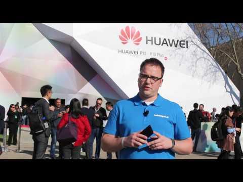 Huawei P10 - Mobile World Congress 2017 (NL)