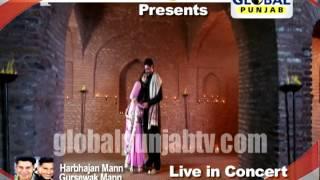 Live In Concert Harbhajan Mann & Gursewak Mann promo