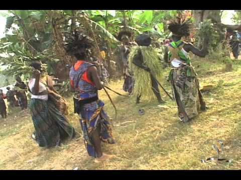 "Cameroon, Finge Annual Dance 2011 ""Koh""  Part ONE"