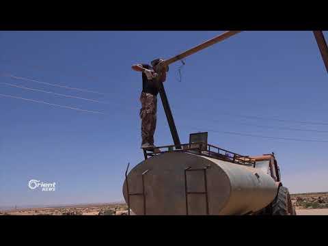 أزمة مياه الشرب تتفاقم على الحدود مع الأردن