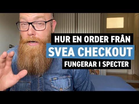 Svea Instore - smidig checkout med samma betalningsalternativ för offlinehandel som för webshop.