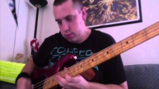 Get A Life by Pennywise (Bass Cover)