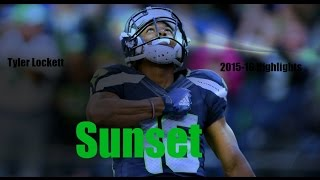 "Tyler Lockett||""Sunset""