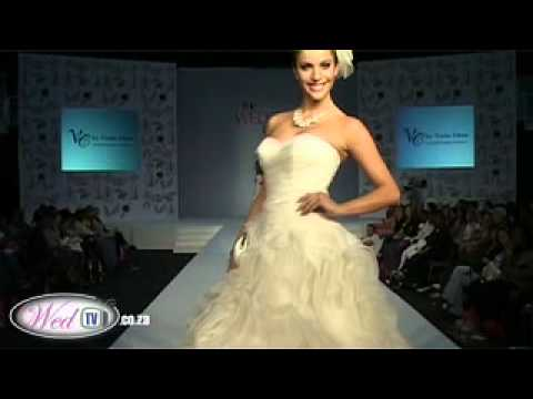 Viola Chan – Wedding Expo April 2011 fashion shows Wedtv South Africa .m4v