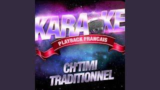 Sur L'route D'sainghin — Karaoké Playback Instrumental — Rendu Célèbre Par Raoul De...